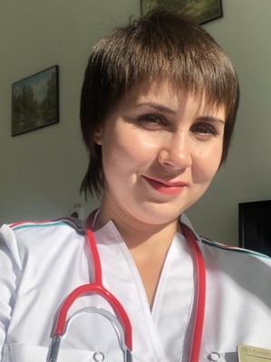 Хамзина Ирина Марсовна