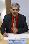 Сапаров Атамурат Аманович