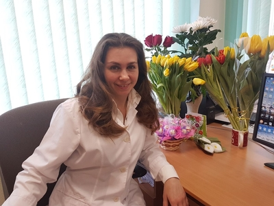 Сёмченкова Марина