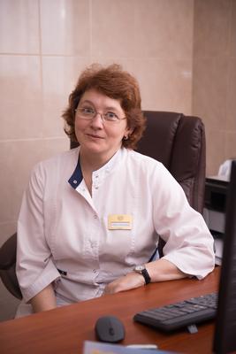 Гусова Людмила Борисовна