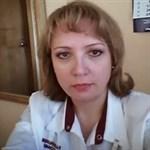 Грохотова Марина Владимировна