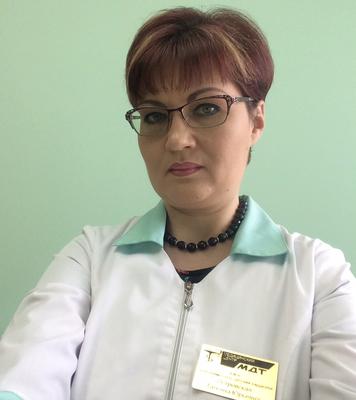 Петровская Татьяна Юрьевна