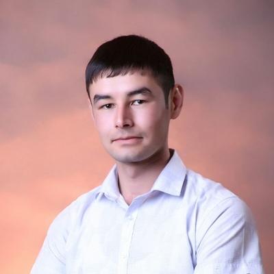 Холов Бахриддин Бахтиярович