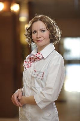 Харина Елена Владимировна