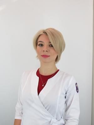 Лесневская Анастасия Сергеевна