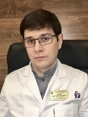 Брагин Дмитрий Алексеевич