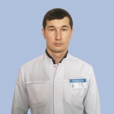 Ponomarev Ildar Petrovich