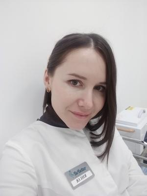 Жданович Юлия Владимировна