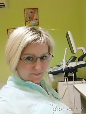 Комарова Ирина Николаевна