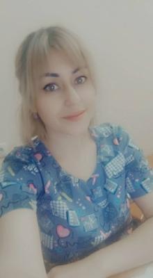 Хаматова Эльмира Аликеримовна