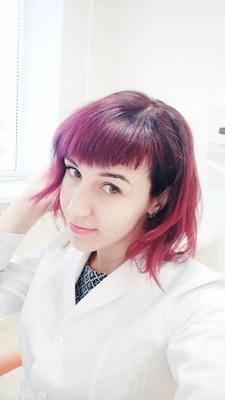 Ильина Ксения Сергеевна