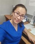 Усенова Лаура Бакытбековна