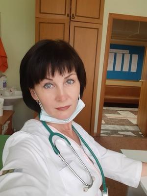 Зарубина Ирина Петровна